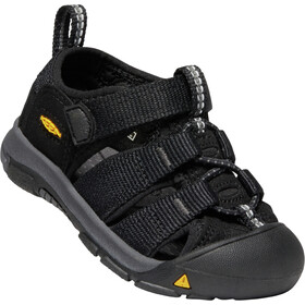 Keen Newport H2 Sandals Toddler black/keen yellow